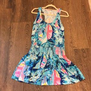 Lily Pulitzer tank dress